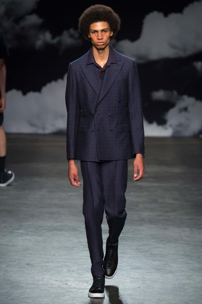 Tiger Of Sweden Menswear SS 2016 London (41)