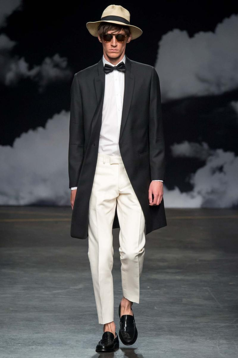 Tiger Of Sweden Menswear SS 2016 London (8)