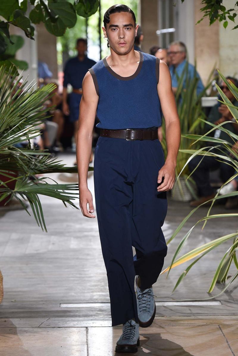Umit Benan Menswear SS 2016 Paris (15)