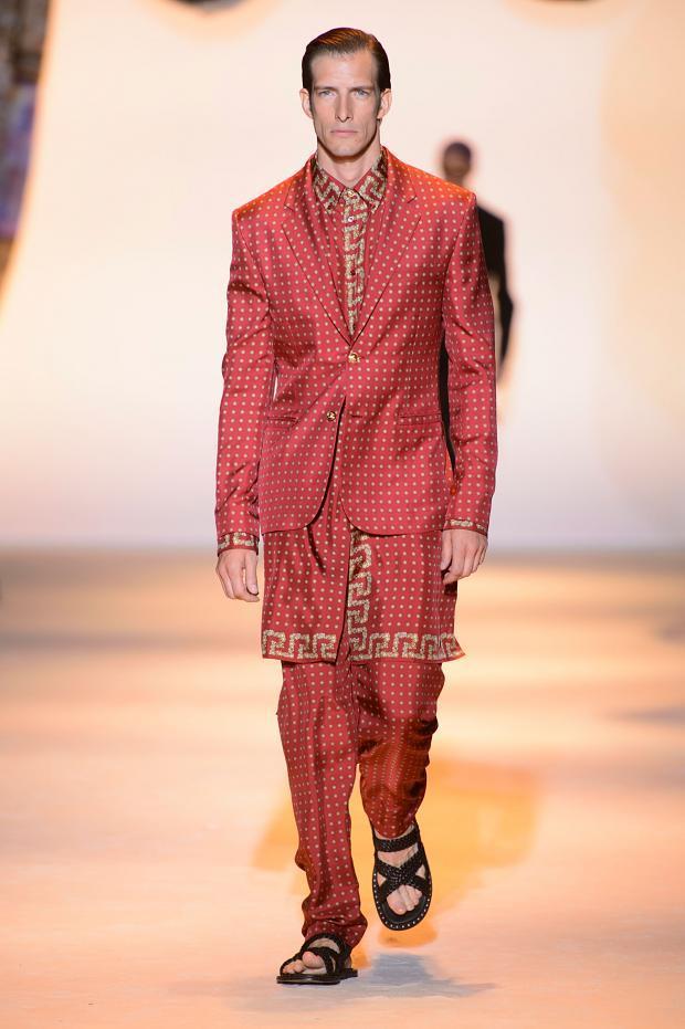 Versace Menswear SS 2016 Milan (2)