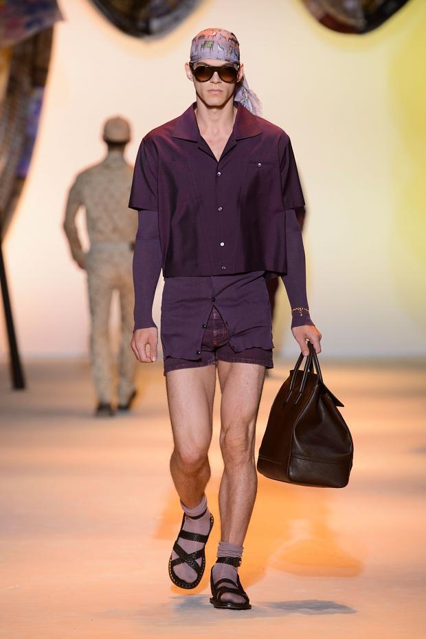 Versace Menswear SS 2016 Milan (20)