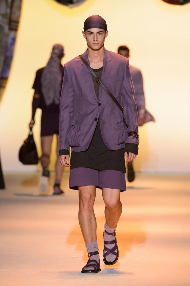 Versace Menswear SS 2016 Milan (22)