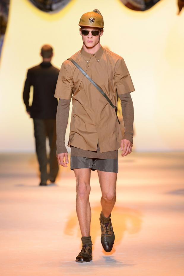 Versace Menswear SS 2016 Milan (29)
