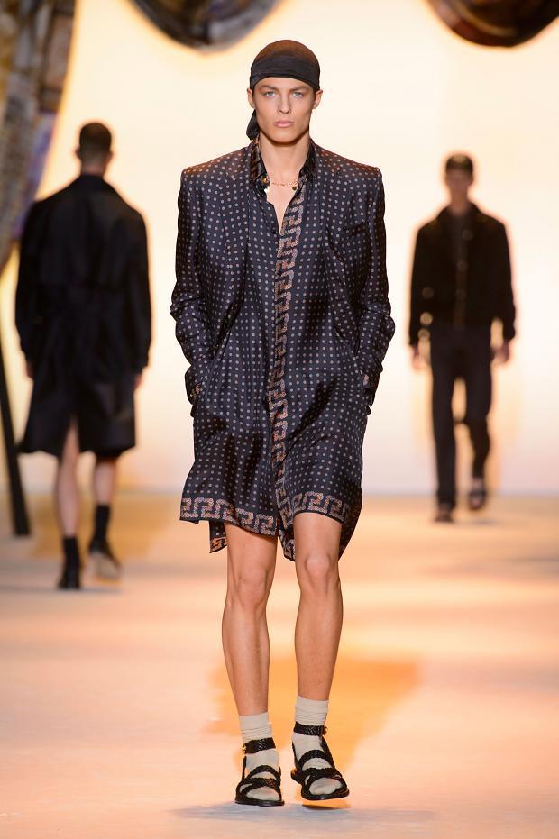 Versace Menswear SS 2016 Milan (36)
