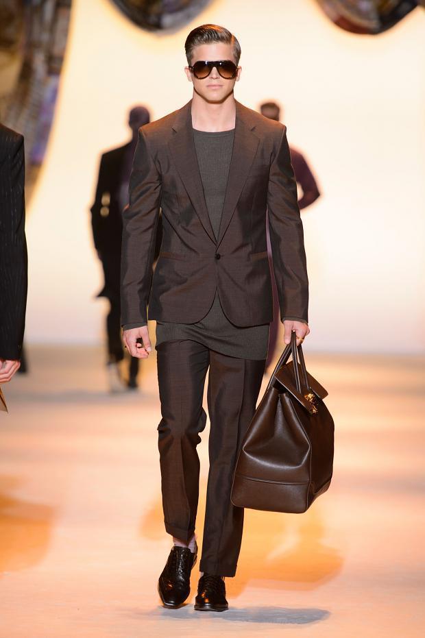Versace Menswear SS 2016 Milan (5)