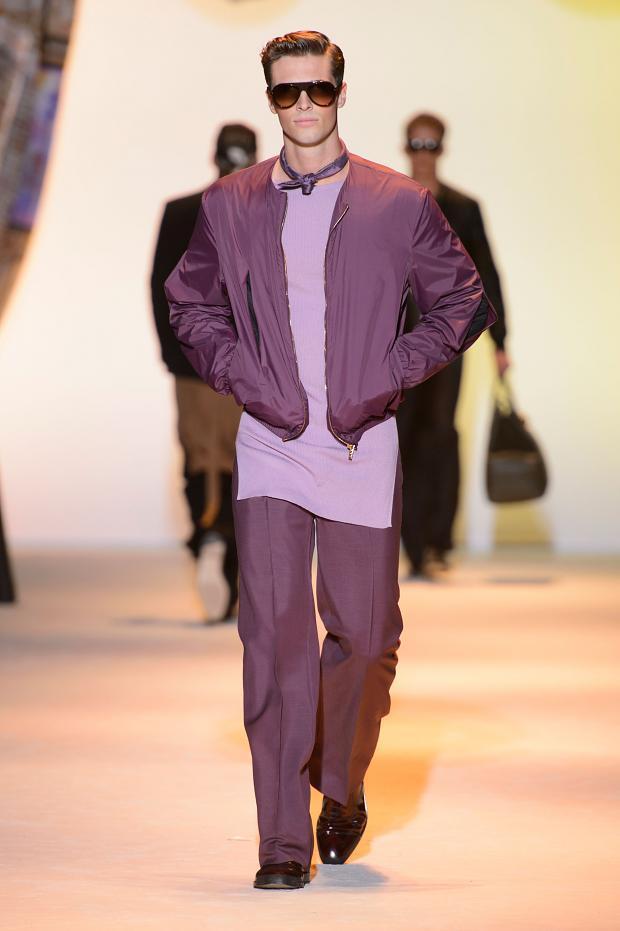 Versace Menswear SS 2016 Milan (6)
