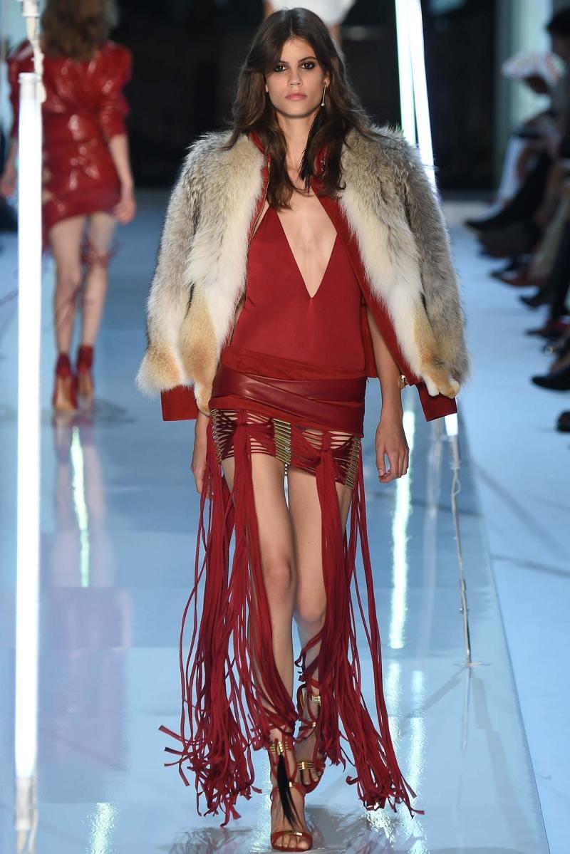 Alexandre Vauthier Haute Couture FW 2015 Paris (10)