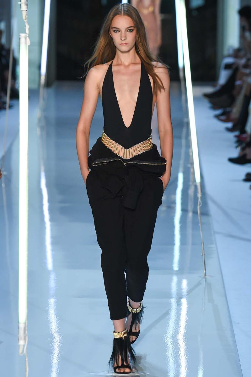 Alexandre Vauthier Haute Couture FW 2015 Paris (22)