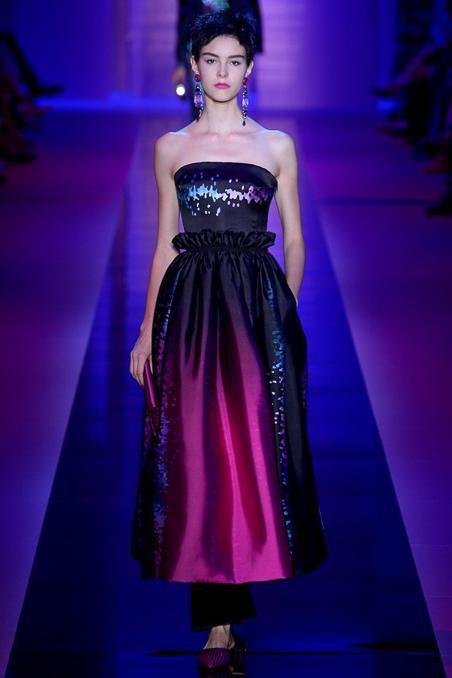 Armani Privé Haute Couture FW 2015 Paris (20)