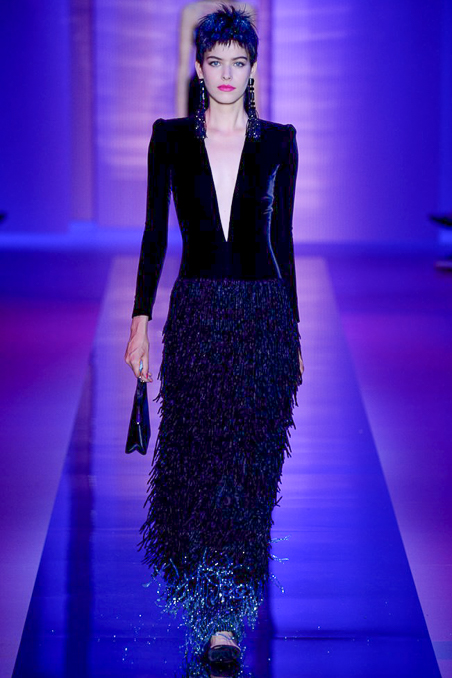 Armani Privé Haute Couture FW 2015 Paris (29)