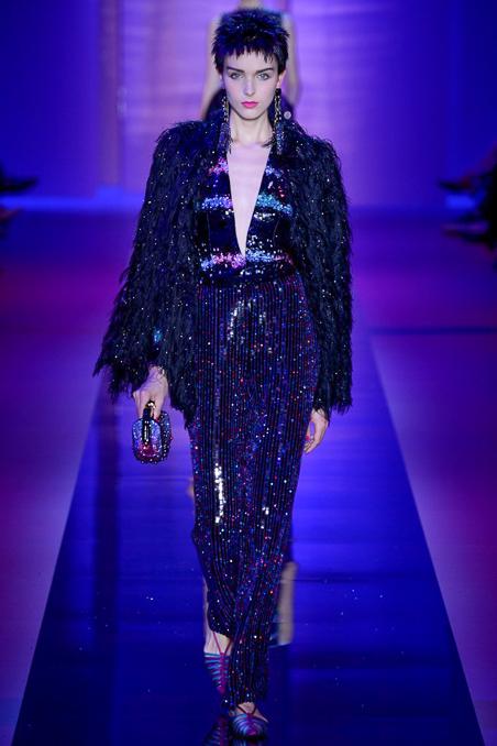 Armani Privé Haute Couture FW 2015 Paris (32)