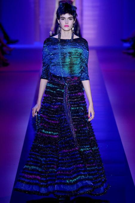Armani Privé Haute Couture FW 2015 Paris (34)