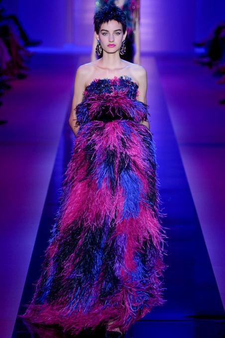 Armani Privé Haute Couture FW 2015 Paris (40)