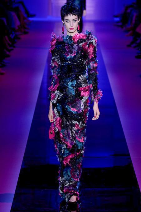 Armani Privé Haute Couture FW 2015 Paris (42)