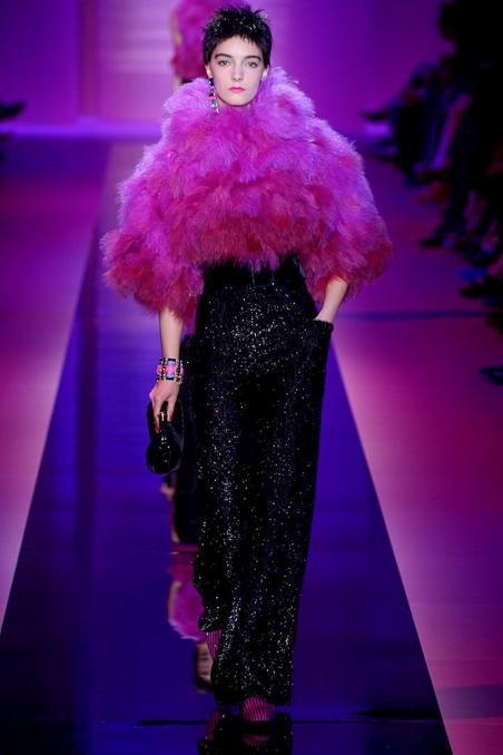 Armani Privé Haute Couture FW 2015 Paris (7)