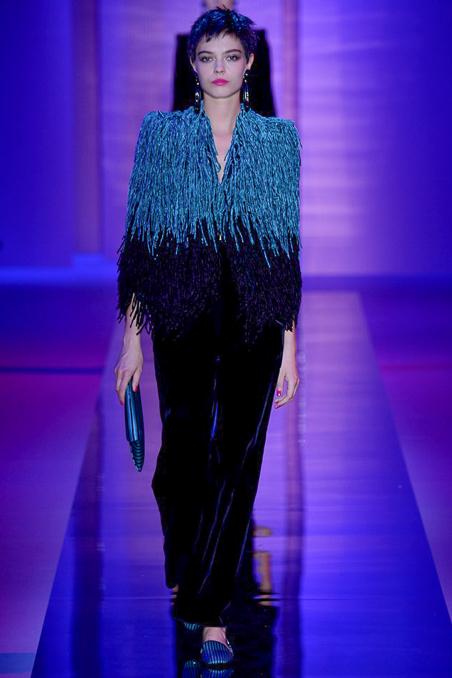 Armani Privé Haute Couture FW 2015 Paris (9)
