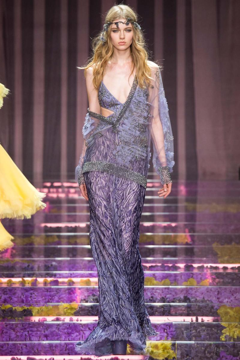 Atelier Versace Haute Couture FW 2015 Paris (7)