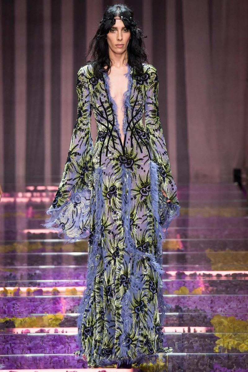 Atelier Versace Haute Couture FW 2015 Paris (9)
