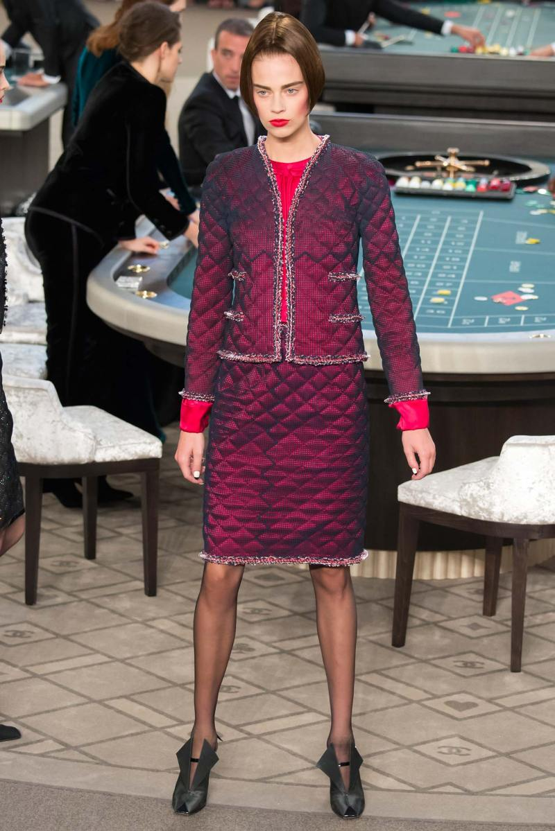 Chanel Haute Couture FW 2015 Paris (1)