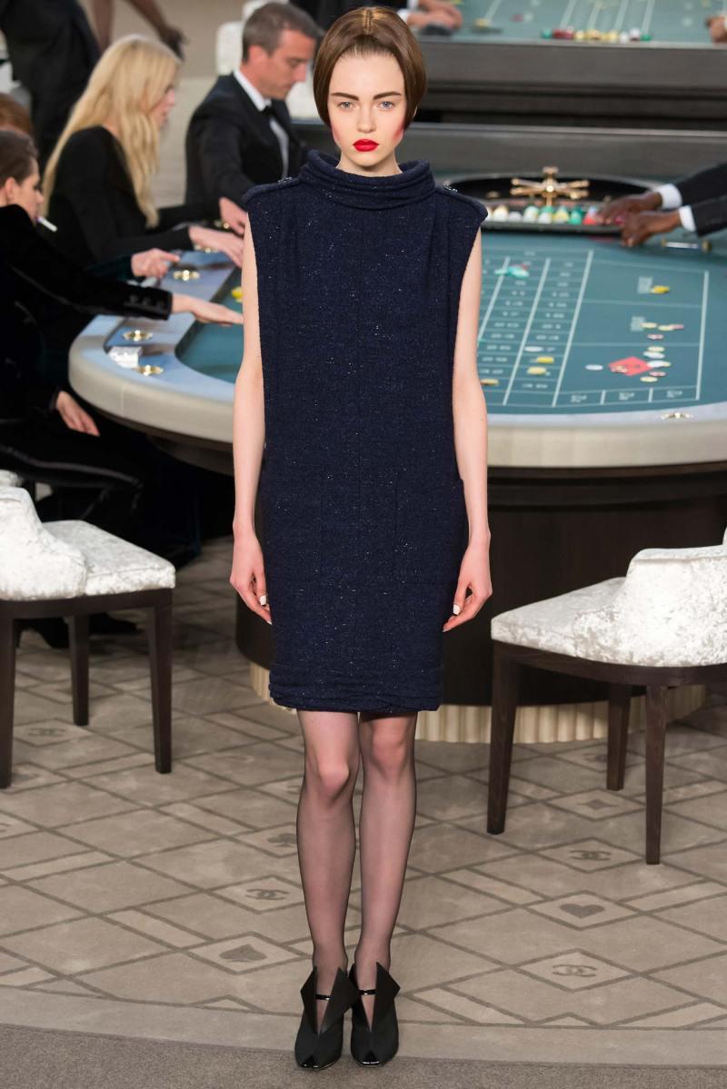 Chanel Haute Couture FW 2015 Paris (19)