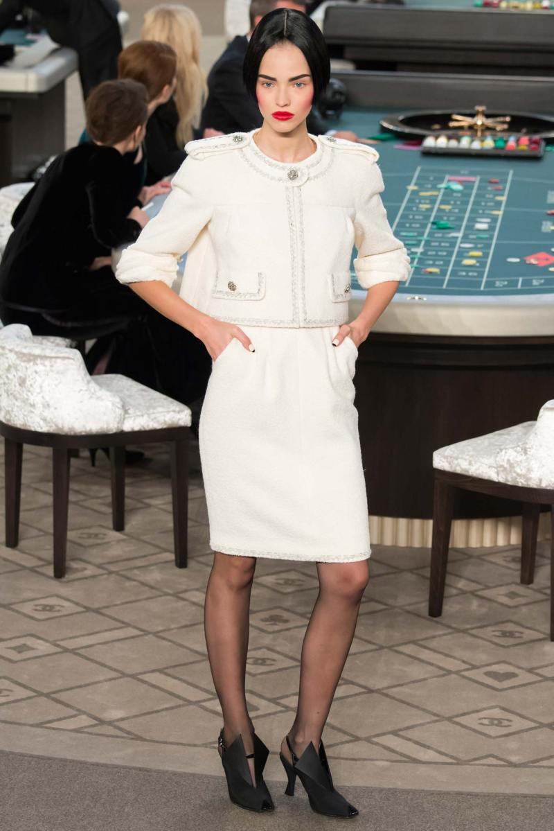 Chanel Haute Couture FW 2015 Paris (26)