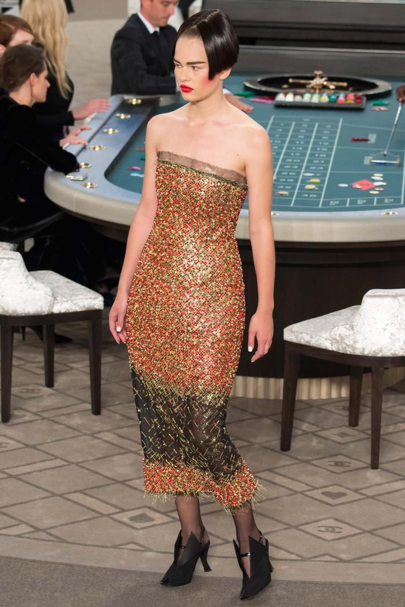 Chanel Haute Couture FW 2015 Paris (38)