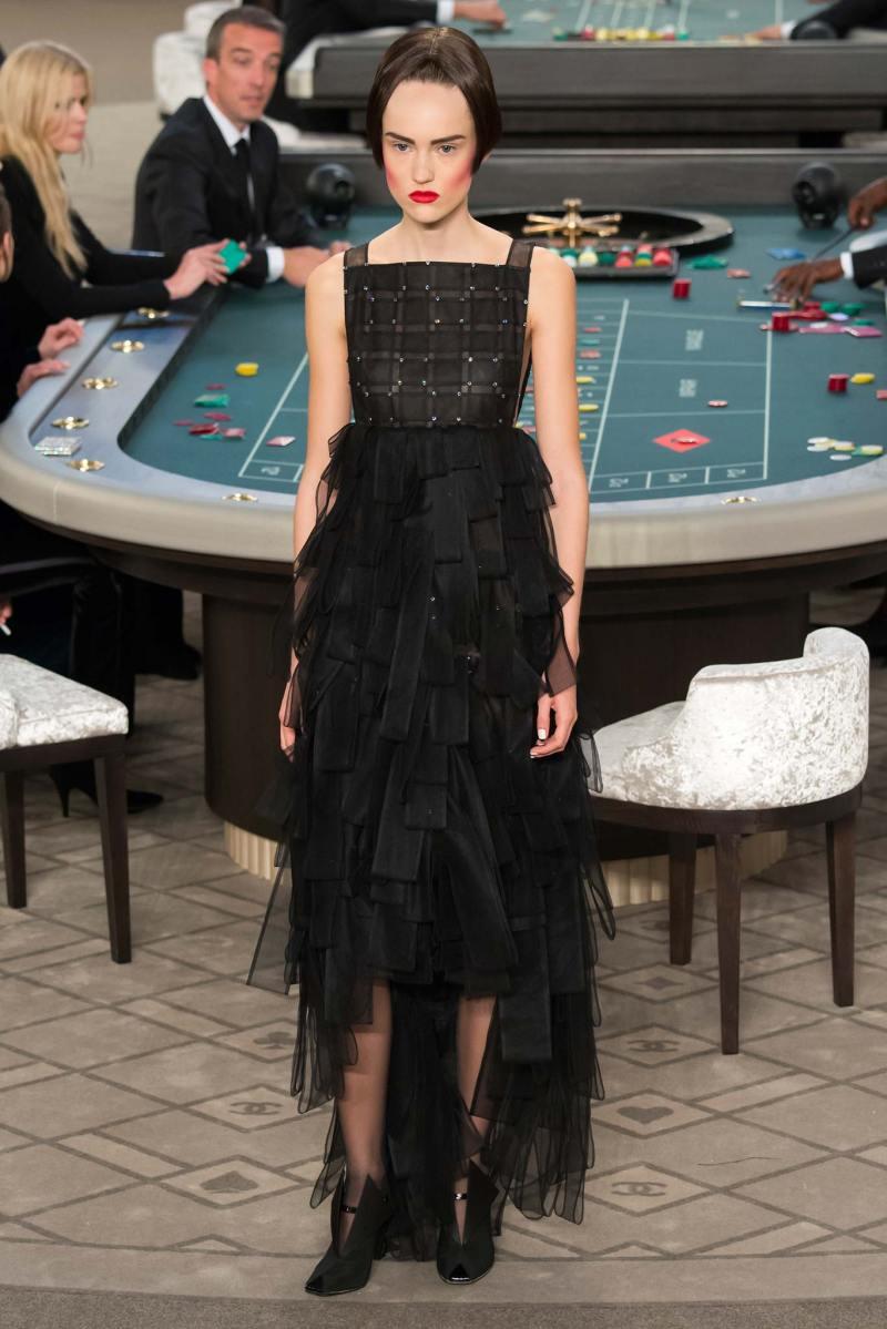 Chanel Haute Couture FW 2015 Paris (60)