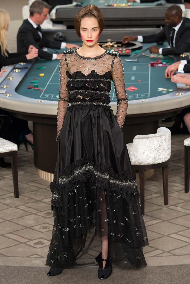 Chanel Haute Couture FW 2015 Paris (63)