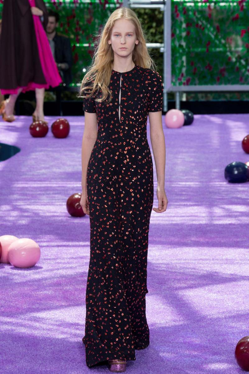 Christian Dior Haute Couture FW 2015 Paris (8)