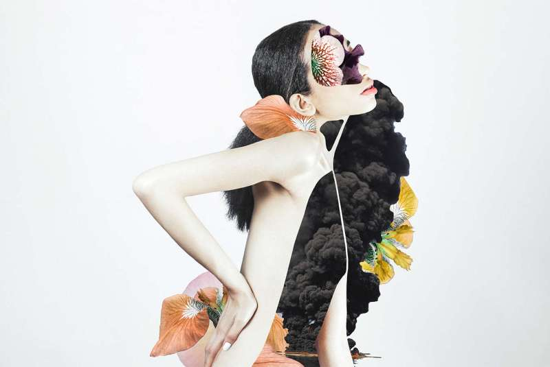 Collage Portraits by artist Rocío Montoya (5)