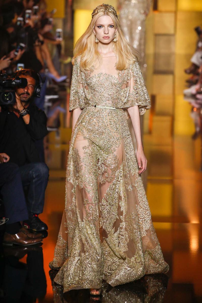 Elie Saab Haute Couture FW 2015 Paris (11)