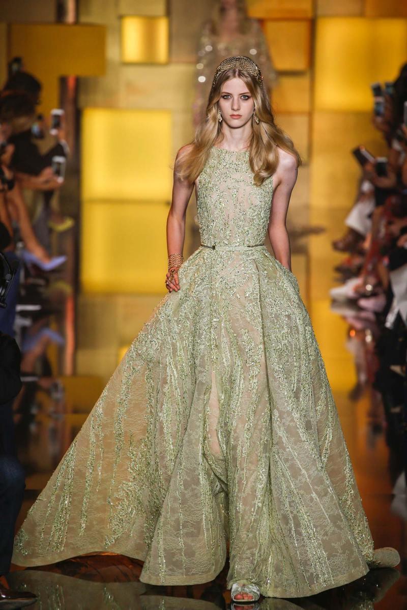 Elie Saab Haute Couture FW 2015 Paris (13)