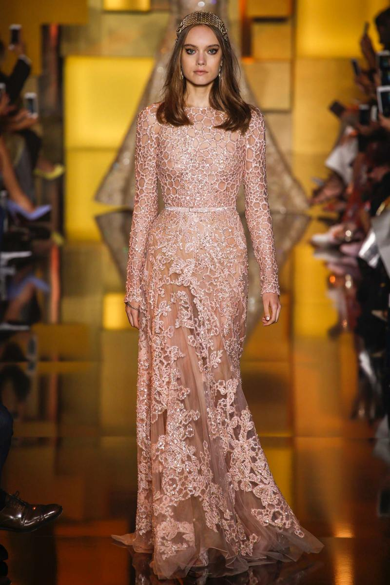 Elie Saab Haute Couture FW 2015 Paris (18)