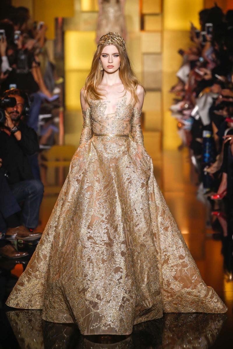 Elie Saab Haute Couture FW 2015 Paris (19)