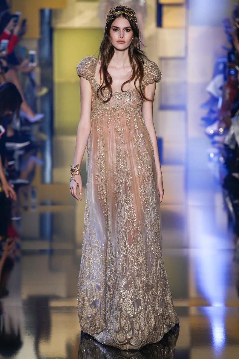 Elie Saab Haute Couture FW 2015 Paris (2)