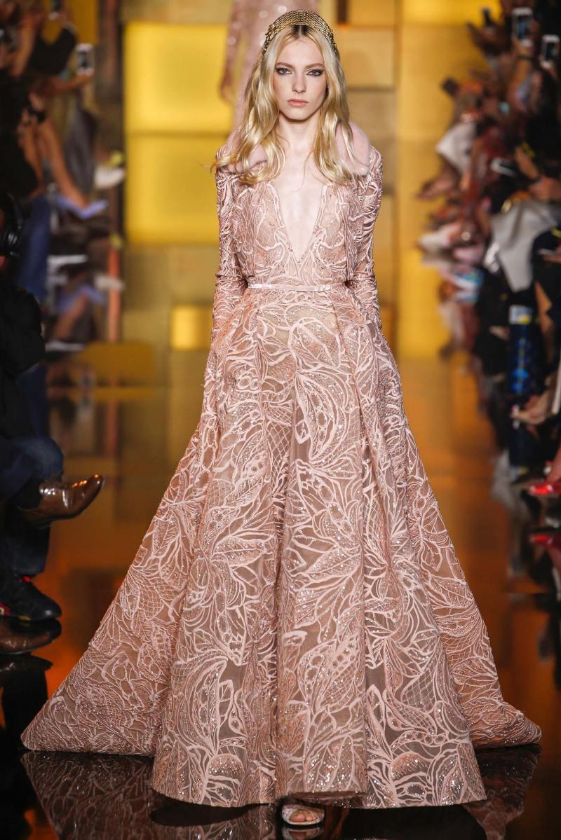 Elie Saab Haute Couture FW 2015 Paris (21)
