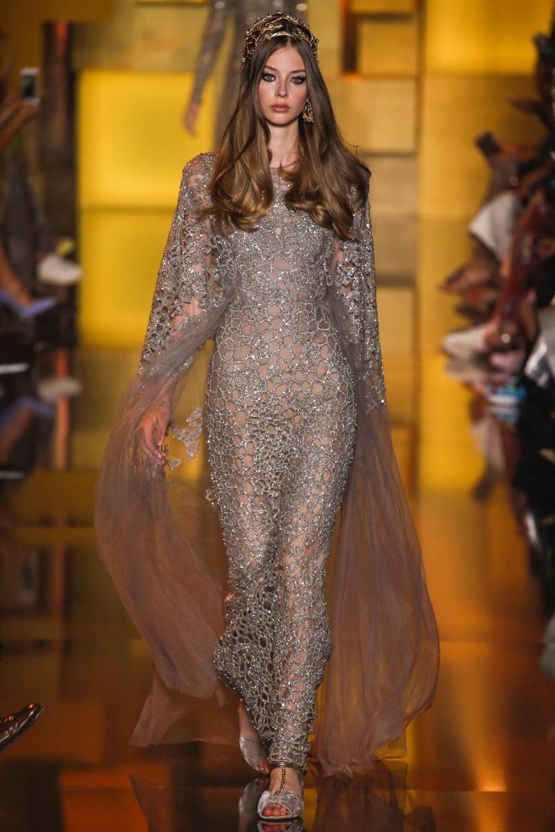 Elie Saab Haute Couture FW 2015 Paris (31)
