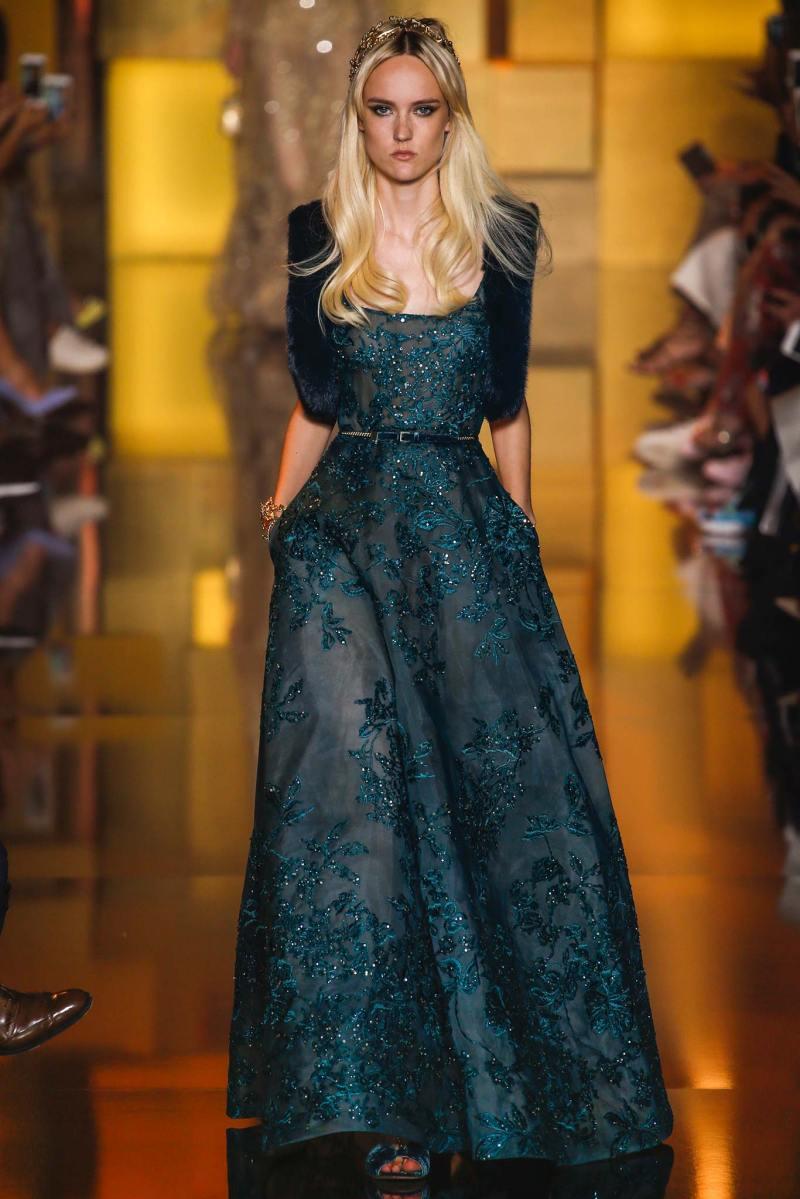 Elie Saab Haute Couture FW 2015 Parigi (32)