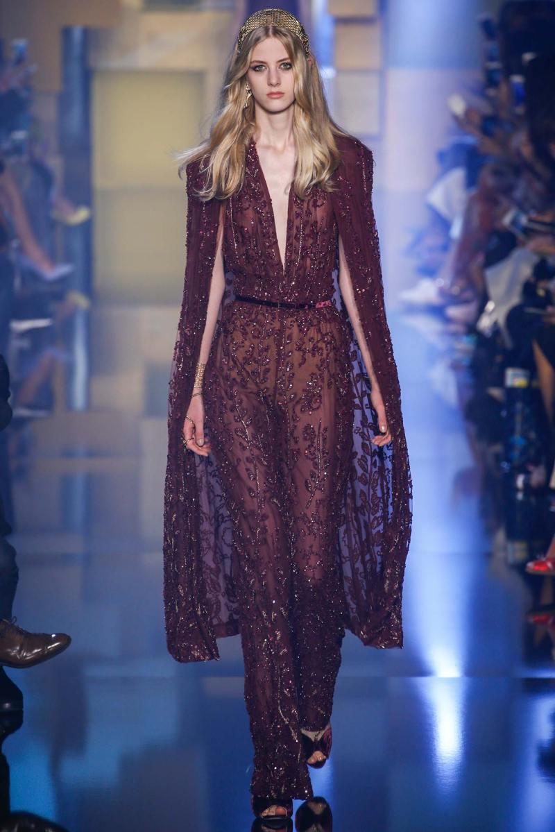 Elie Saab Haute Couture FW 2015 Paris (35)