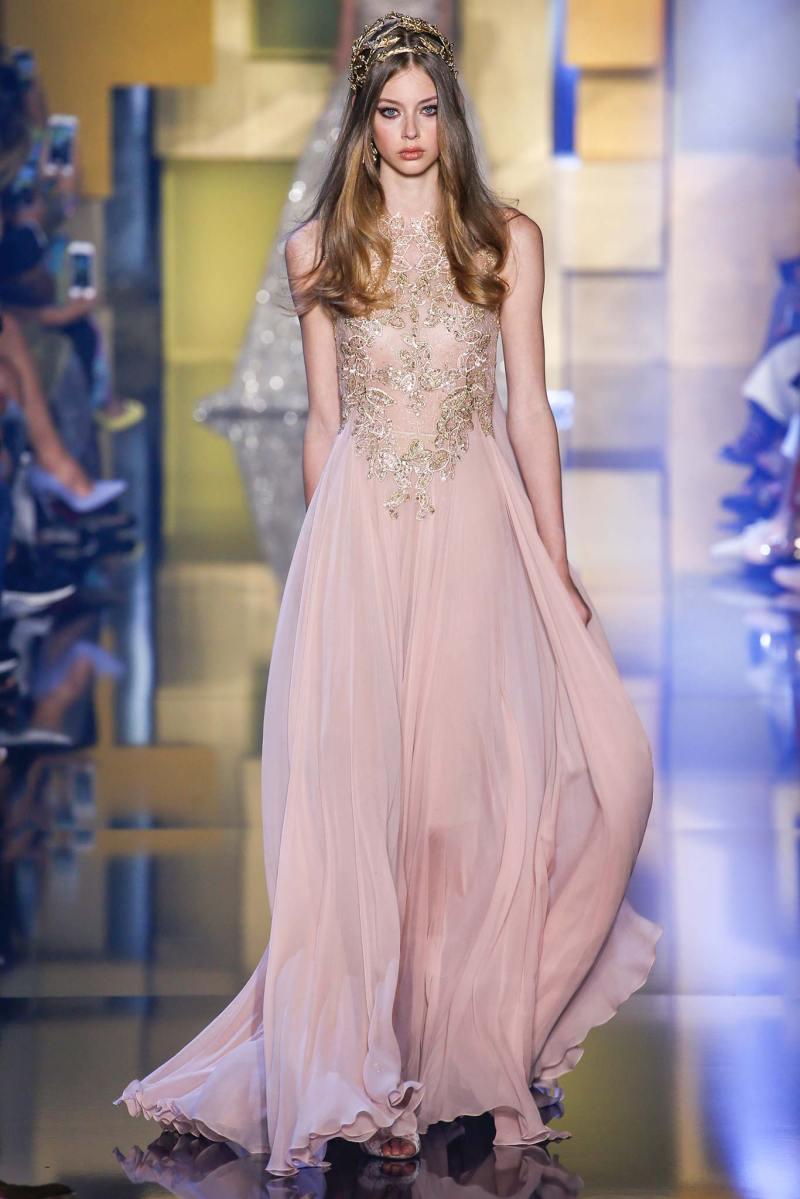 Elie Saab Haute Couture FW 2015 Paris (4)
