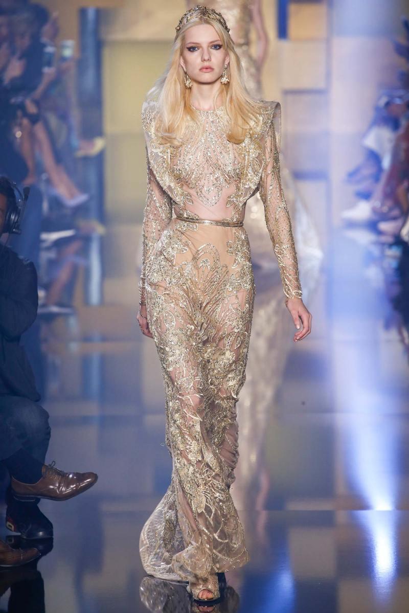 Elie Saab Haute Couture FW 2015 Paris (42)