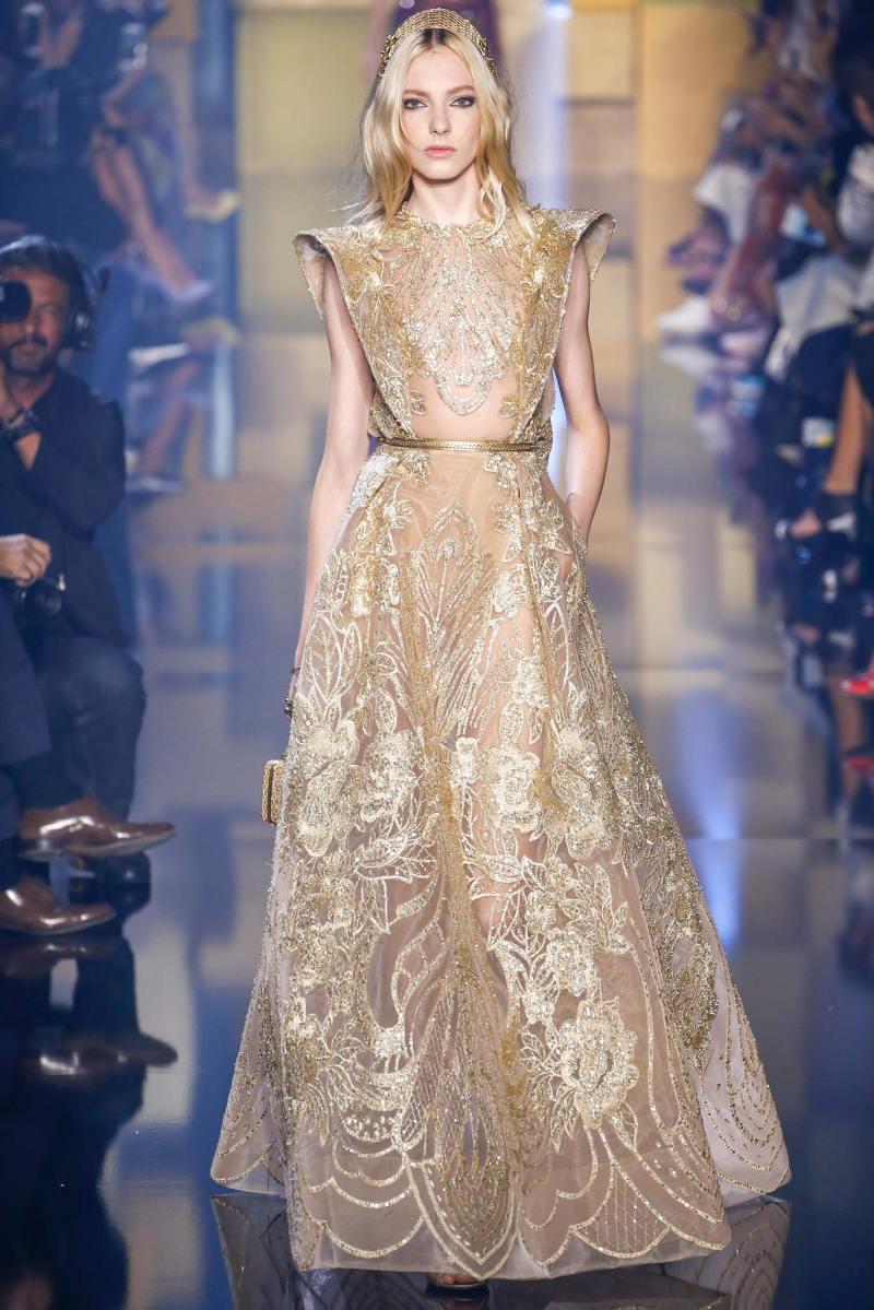 Elie Saab Haute Couture FW 2015 Paris (43)