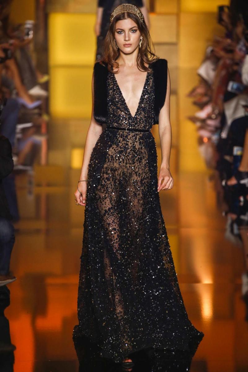Elie Saab Haute Couture FW 2015 Parigi (52)