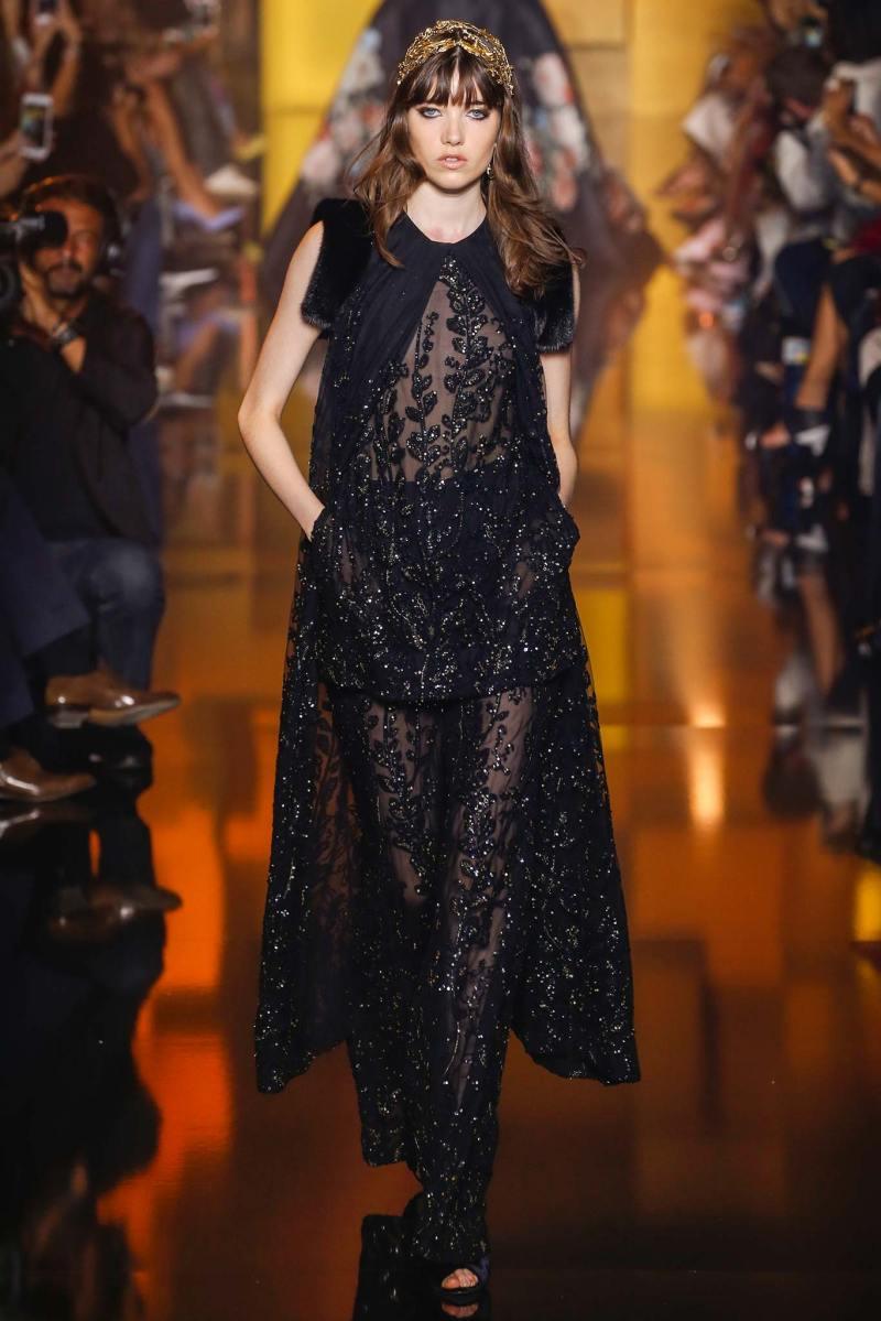 Elie Saab Haute Couture FW 2015 Paris (53)