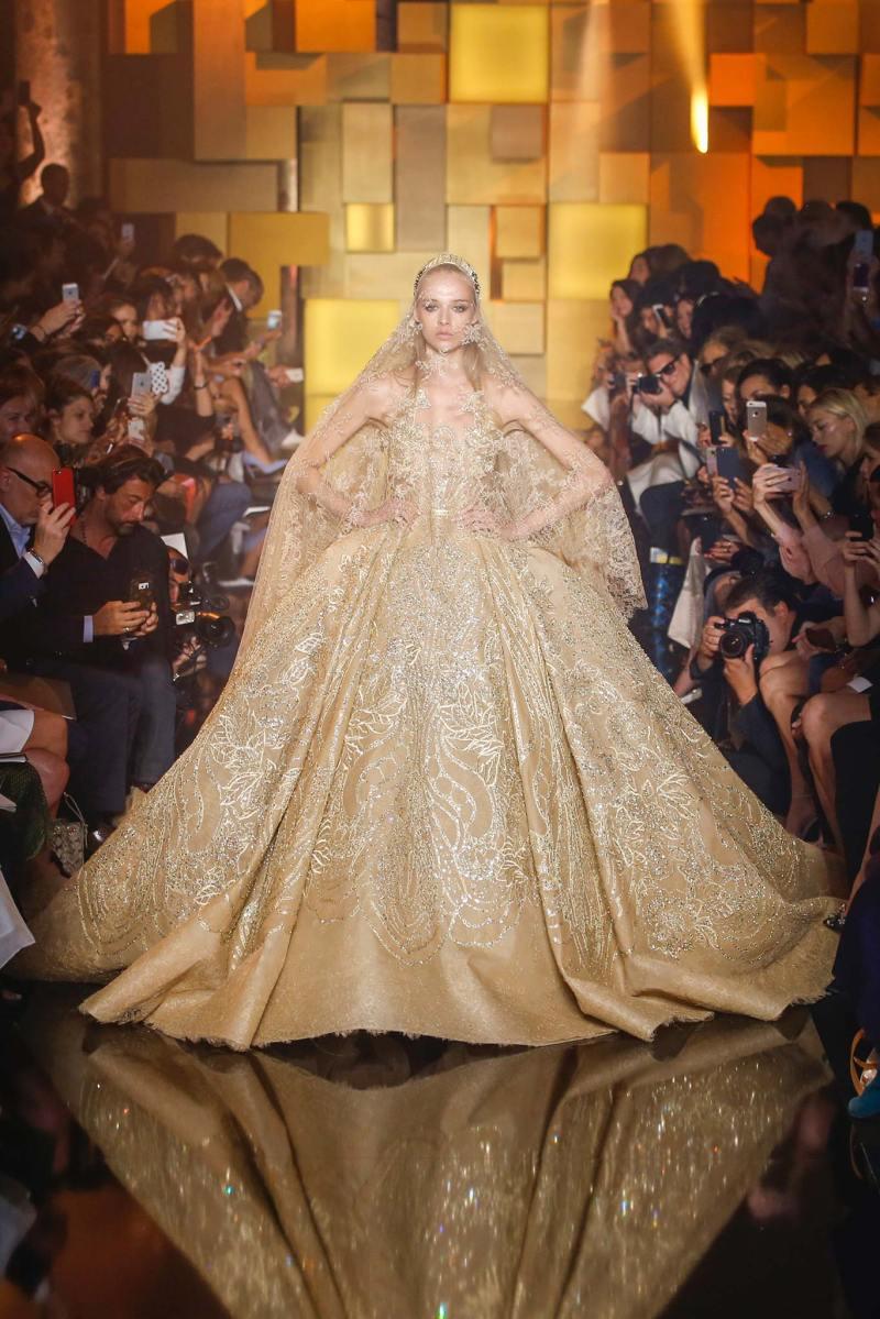 Elie Saab Haute Couture FW 2015 Paris (58)