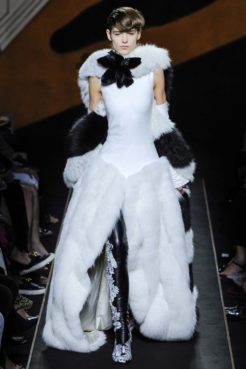 Fendi Haute Couture FW 2015 Paris (17)