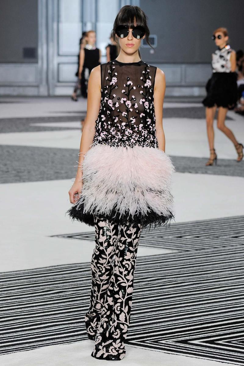 Giambattista Valli Haute Couture FW 2015 Paris (10)