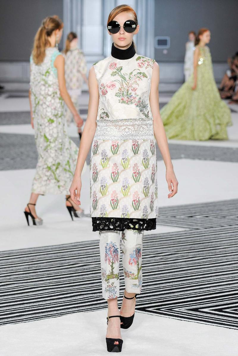 Giambattista Valli Haute Couture FW 2015 Paris (42)