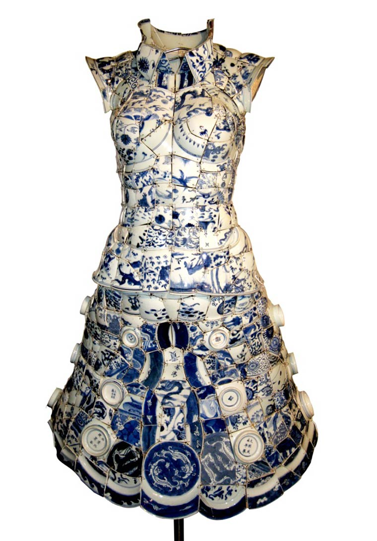 Good China, Dresses by artist Li Xiaofeng (11)