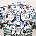 Good China, Dresses by artist Li Xiaofeng